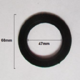 McAlpine Syphon Basin / Bath Waste Rubber Sealing Washer RWW6 - 39004034